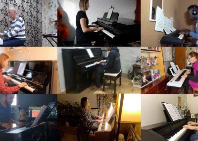 Annika Berry – Rehearsal